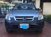 Honda crv 2002 automático.