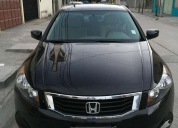 Honda accord lx 2010 en impecable condición