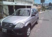 Honda crv 2005. unico dueÑo.
