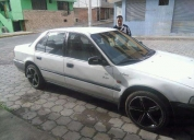Vendo excelente honda accord