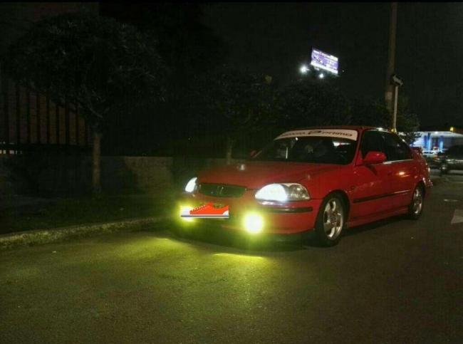 Excelente Honda Civic Buen Estado