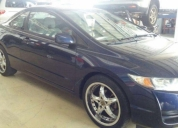 Honda civic coupe 2009. contactarse.
