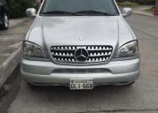 Venta de mercedes benz ml 320