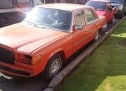 Vendo o cambio mercedes benz 280 año 1979 motor 2800cc.