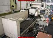 Rectificadora naxos union 1.3 m x 5.20 m usada