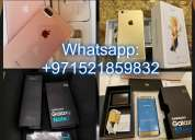 Whatsapp: +971521859832 iphone 7 plus y iphone 6s plus y samsung s7 edge y samsung note 7