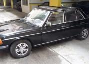 Auto mercedes benz 230 1976