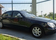 Oportunidad! mercedes benz s500 2001