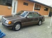 Mercedes benz e280 del aÑo 1993, buen estado