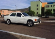 Mercedes benz 190e, motor 2.0cc, flamante