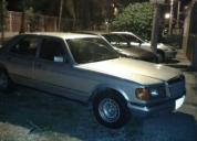 Vendo carro mercedes año 1980 modelo 380.