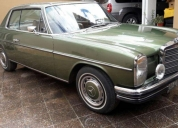 Mercedes benz 280 ce coupe 1972.