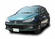 Peugeot berlina 206 xt 5p 1.6 2007