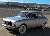 Excelente peugeot 304s coupe 1974