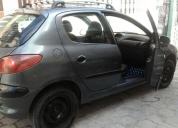 Oportunidad! automovil peugoet 206 año 2005