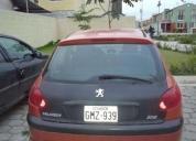 Vendo auto marca peugeot año 2004