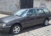 Vendo excelente auto peugeot 405