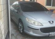 Peugeot 407 manual 6 velocidades. contactarse.