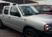 Nissan frontier cd 2011, contactarse.