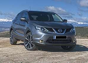 Excelente Nissan Qashqai 2015