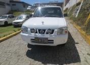 Nissan frontier 2012 flamante.