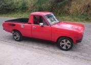 Vendo de oportunidad camioneta nissan 1200