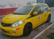 Cedo acciones y derechos de taxi ejecutivo. contactarse.