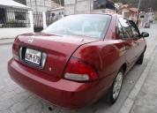 Vendo auto nissan sentra b15 aÑo 2003