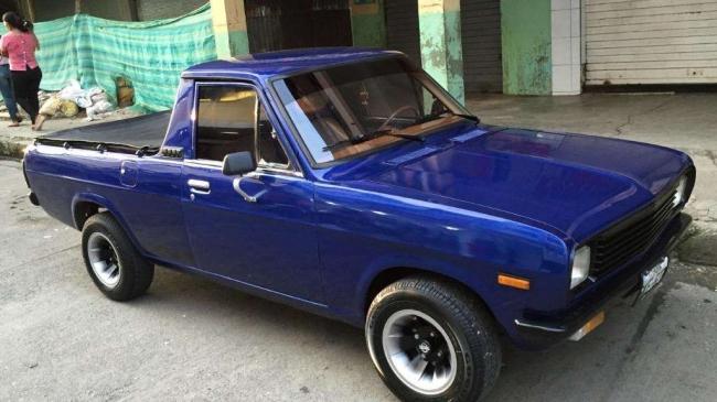 Vendo Excelente Datsun 1200 Año 97