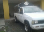 Vendo camioneta nissan 2003,contactarse.