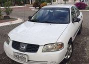 vendo auto nissan sentra b15, automático, modelo 2005.