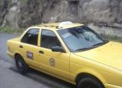 Oportunidad! taxi nissan sentra