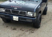 Vendo excelente camioneta nissan 2007