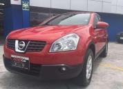 Nissan quashqai 2010, contactarse.