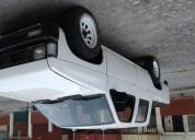 Vendo camioneta nissan doble cabina 2.4