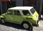 Se vende hermoso clasico safary restaurado motor nuevo. contactarse.