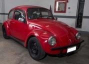 Excelente volkswagen escarabajo 74