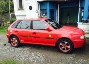Volkswagen gol 1998 5 puertas