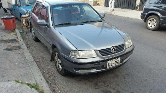 Vendo O Cambio Volkswagen Gol. Buen estado.
