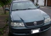 Volkswagen gol 2001. buen estado.