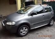 Volkswagen crossfox 1.6. aprovecha ya!