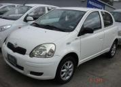 Toyota Yaris Sport 2005 87230 kms
