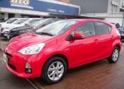 Toyota prius 2013, contactarse.