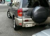 Vendo o cambio mi vehículo toyota rav japones del 2003. contactarse.
