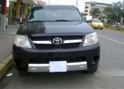 Excelente toyota hilux cabina simple 2007 4x2