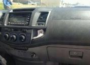 Excelente hilux 2012 4x2 a gasolina