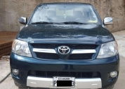 Flamante toyota hilux dc 4x2. contactarse.