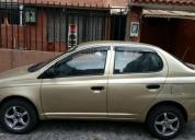 Toyota yaris aÑo 2006 $7100, contactarse.