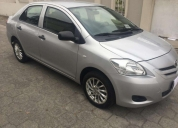 Oportunidad!. flamante toyota yaris sedan 1.3