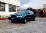 Toyota tercel 1.300 limited, contactarse.